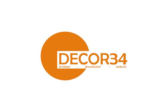 Decor34 lagersalg