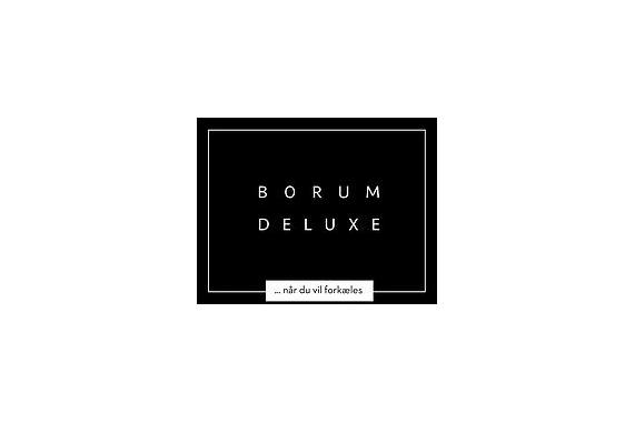 Borum Deluxe lagersalg