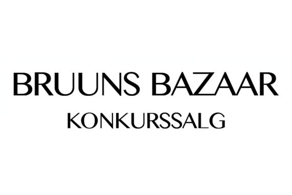 Bruuns Bazaar lagersalg