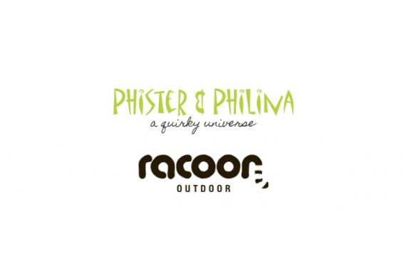 Phister & Philina og Racoon lagersalg