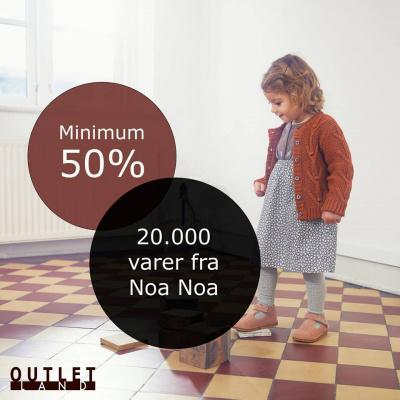 outletland herning spar 50 % på  Noa Noa tøj til børn