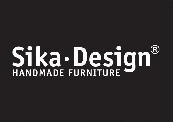sika-design logo i sort