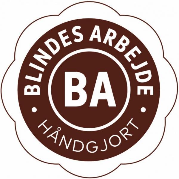 blindes arbejde logo