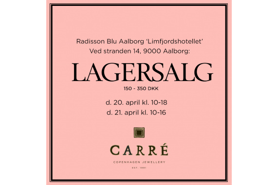 Carré lagersalg