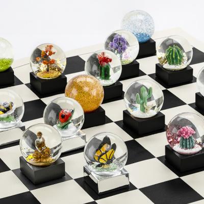 skak med snekugler