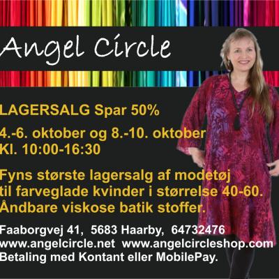Angel Circle lagersalg