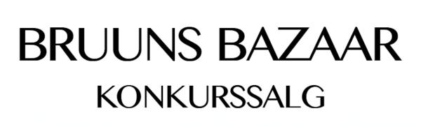 bruuns bazaar konkurssalg