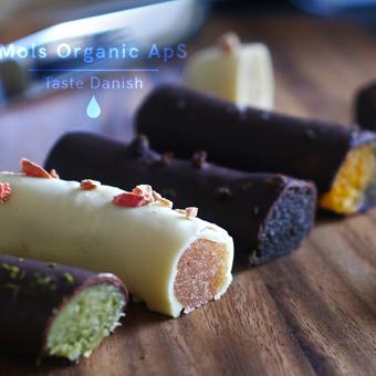 lækker økologisk marcipan fra MOls Organic