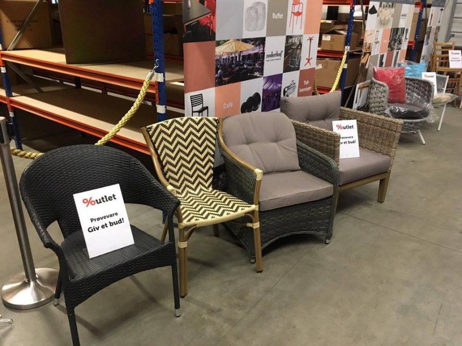 design møbler outlet Zederkof outlet butik i Fredericia. design møbler outlet