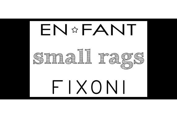 Fixoni, Small Rags og En Fant lagersalg