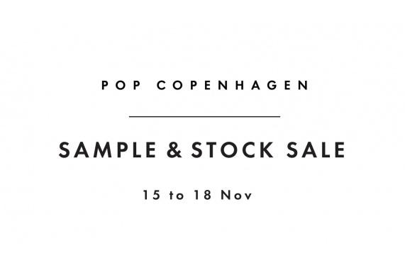 Pop Copenhagen lagersalg