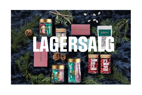 Simply Chocolate lagersalg