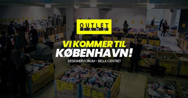 outletland København hos designer forum 2019