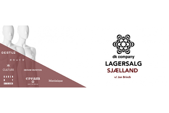 DK COMPANY LAGERSALG