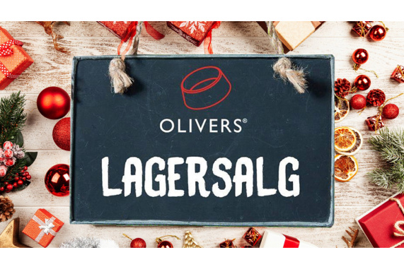 Oliver's Petfood lagersalg