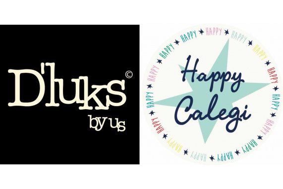 Happy Calegi & D'luks by us Lagersalg