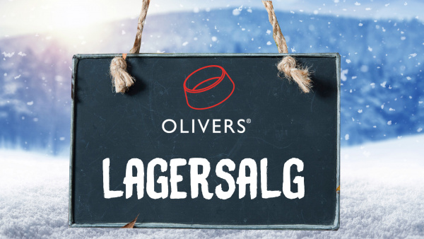 olivers lagersalg