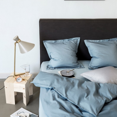georg jensen damask blåt sengetøj