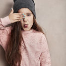 Brands4kids Lagersalg, pige i lyserød onepiece