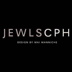 Jewlscph logo sort hvid