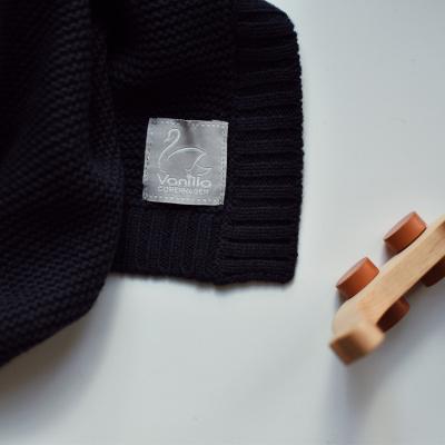 Vanilla Copenhagen lagersalg, sort tæppe fra vanilla copenhagen