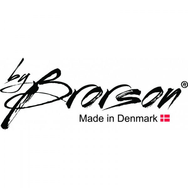By Brorson logo
