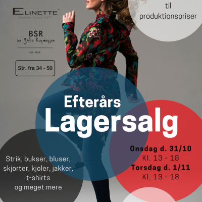 Womens Wear Group lagersalg