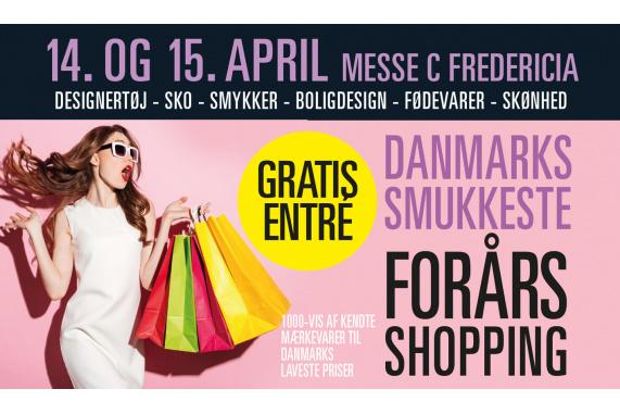 Shopping Bazar i Fredericia