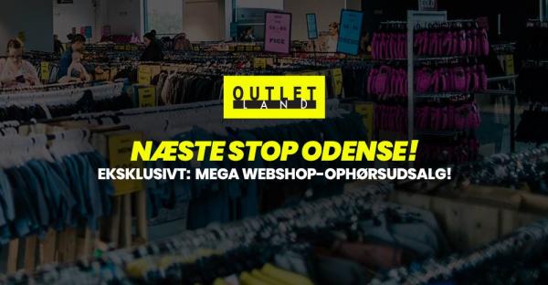outletland Odense banner