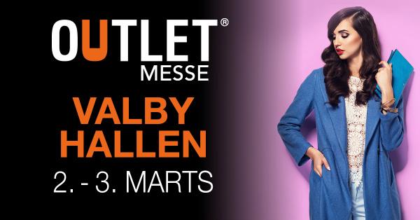 outletmesse.dk i valbyhallen, bannerbillede